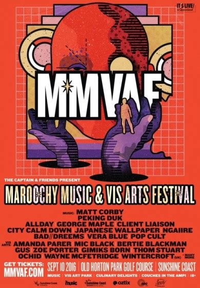 welcome maroochy music and visual arts festival maroochy music and visual arts festival mmvaf adds a stack of new artists life music media