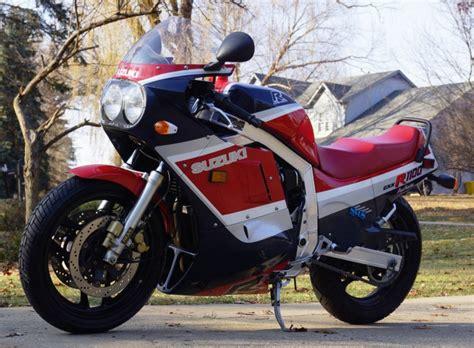 1986 Suzuki Gsxr 1100 For Sale Classic Gixxer 1986 Suzuki Gsx R 1100