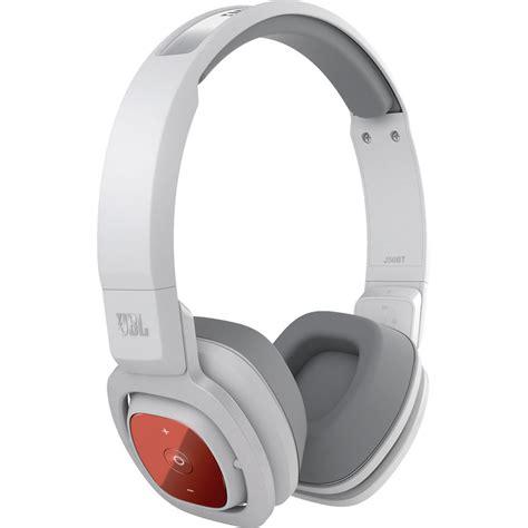 Headphone Jbl J56bt Jbl J56bt Bluetooth On Ear Headphones White J56bt Wht B H