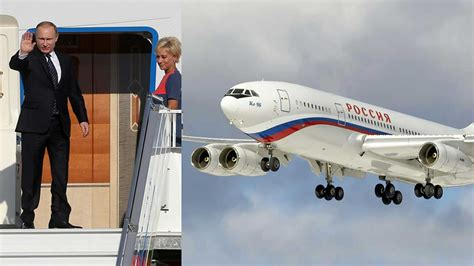 putin s plane superplanes of world s most powerful leaders gq india