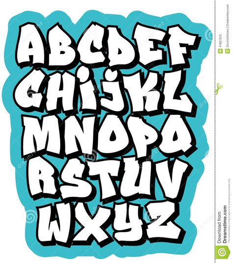 Graffiti Letters Font graffiti font zoeken drawing