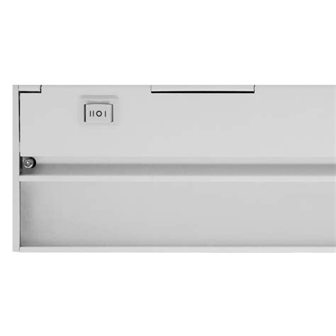 home depot under cabinet lighting lithonia lighting ucel 48 in led white linkable under
