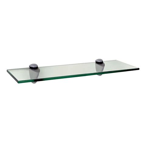18 Inch Glass Shelf by Home Decorators Collection 4 In X 18 In Legacy Shelf
