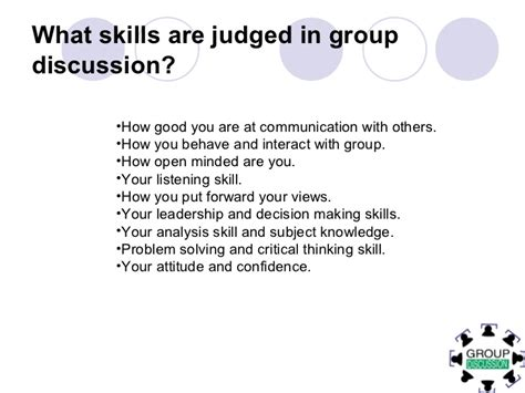 ppt templates for group discussion 20625787 group discussions ppt