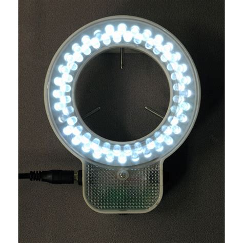 Ring Led L by 56 Led Microscope Ring Light With Dimmer