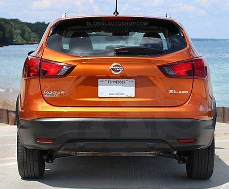 Trunk Lid Accessories Chrome Datsun Go Series nissan rogue rear chrome trunk lid trim rear chrome trim