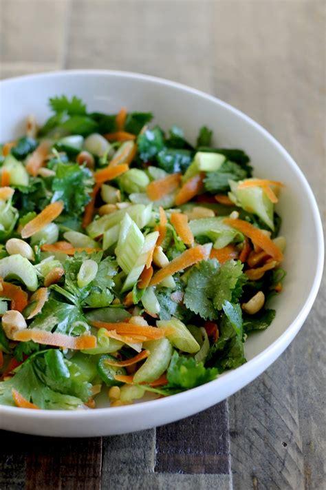 celery salad thai celery salad recipe little chef big appetite