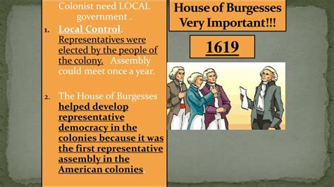 define house of burgesses ppt english colonization jamestown powerpoint presentation id 5652066