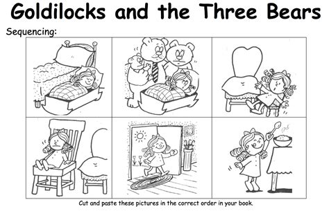 printable coloring pages for goldilocks and the three bears goldilocks and the three bears worksheets resultinfos