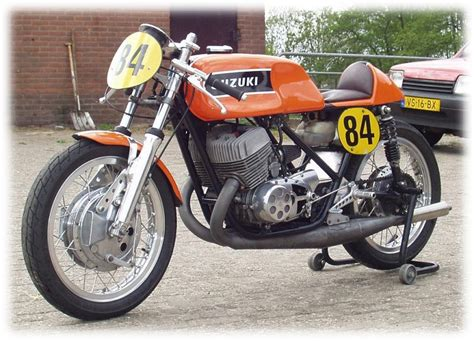Suzuki Tr500 Suzuki Tr500 Replica Period 4 Historic Race Bike Page 2