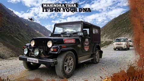Mahindra Car Wallpaper Hd by Mahindra Thar Crde 4x4 Hd Wallpapers
