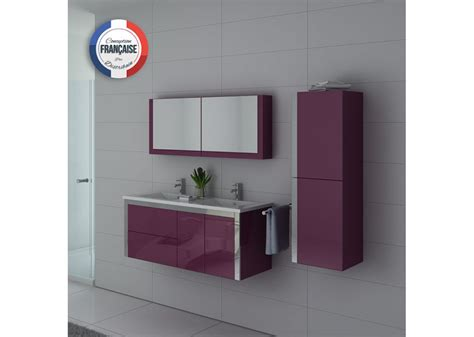 agréable Meubles Salle De Bain Double Vasque #1: 9569-meubles-salle-de-bain-dis025-1200au-aubergine.jpg