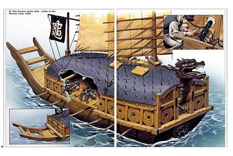 Cincin Korea Vintage Boat in 1592 the de facto ruler of japan toyotomi hideyoshi ordered the of korea