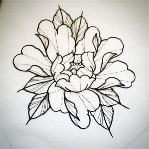 traditional flower tattoo designs instagram photo by seven echek seven echek