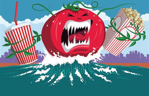 Or Rotten Tomatoes Attacked By Rotten Tomatoes The New York Times
