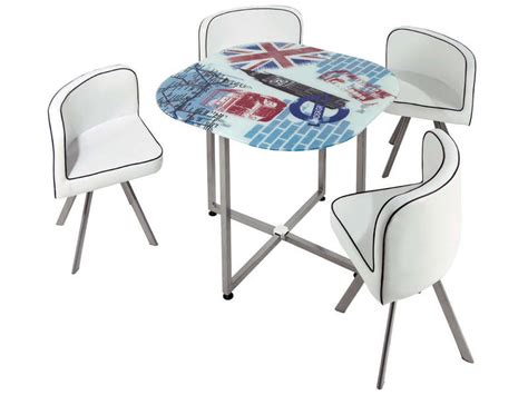 conforama table et chaise conforama table de cuisine et chaises digpres