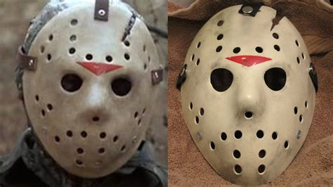 How To Make A Jason Mask Out Of Paper - make a friday the 13th part 6 jason mask diy painting