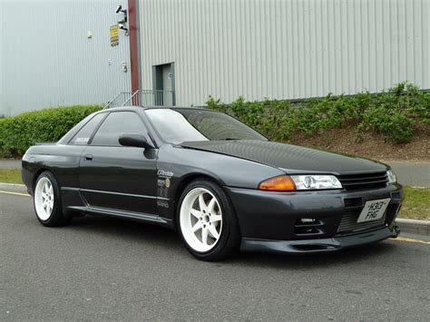 skyline nissan r32 harlow jap autos uk stock nissan skyline r32 gtr