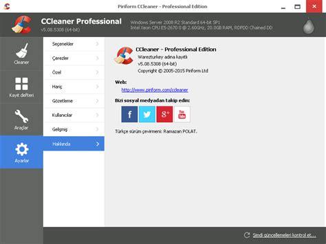 ccleaner professional plus crack ccleaner pro business technician v5 39 6399 t 252 rk 231 e