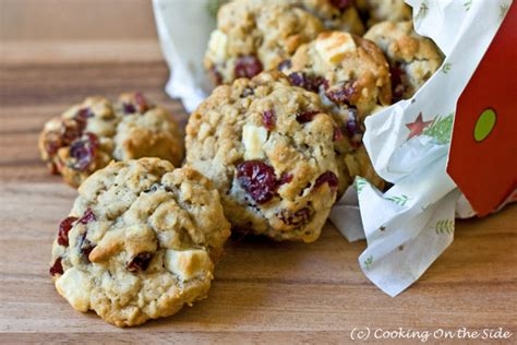 Link Brandied Cranberry White Chocolate Chip Cookies by Brandied Cranberry White Chocolate Chip Cookies Recipe