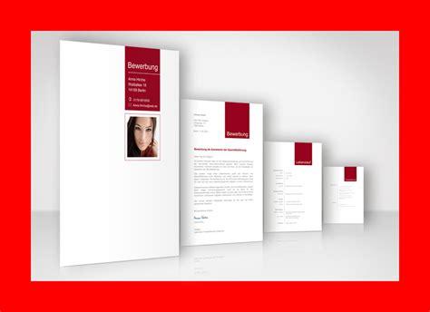 In Design Vorlage Bewerbung bewerbung schreiben design