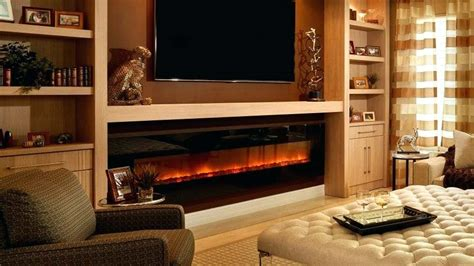 tv cabinet with fireplace built in tv cabinet with fireplace musicalpassion