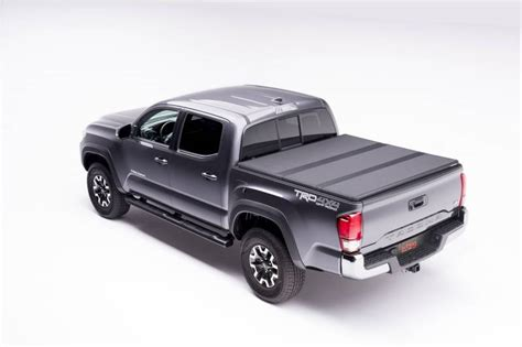 toyota bed cover toyota tacoma 6 bed 2016 2018 extang solid fold 2 0 tonneau cover 83835 extang com