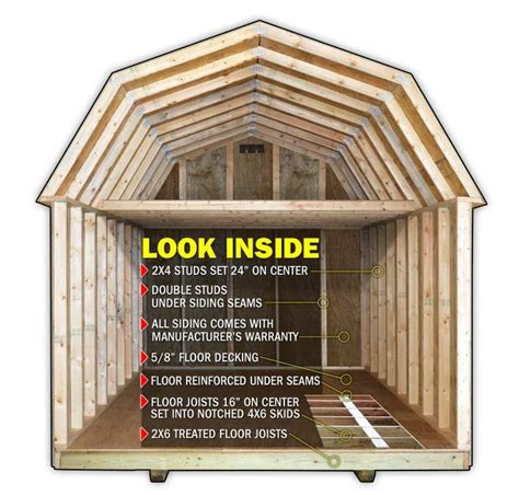 Barn Style Garage Plans 20 Best Images About Derksen Portable Buildings At