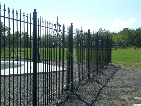 wrought iron fence cost home interior eksterior