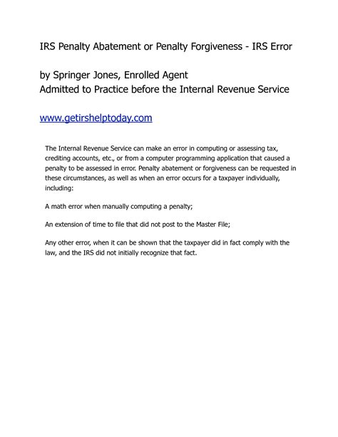 irs penalty appeal letters sample irs reconsideration letter sample irs appeal
