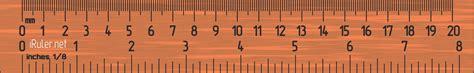 printable mm ruler life size iruler net online ruler