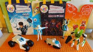2015 max steel full set monster high best toy doll in happy meal