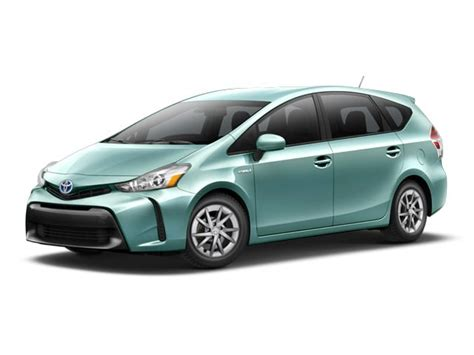 Toyota Colors 2017 Toyota Prius V Wagon Showroom In The Bay Area