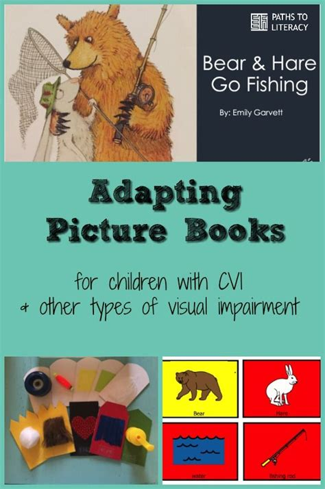 reference books on visual impairment adapting picture books for children with cvi and other