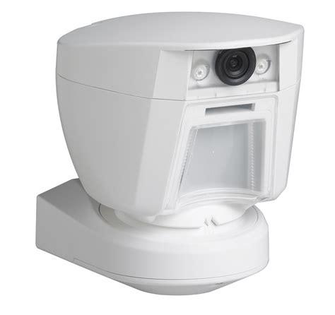 backyard motion sensor alarm outdoor camera integrated motion detector dsc security