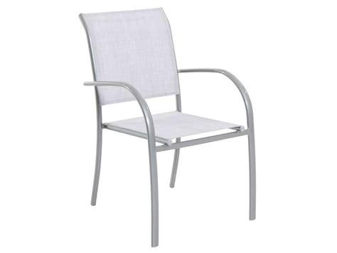 conforama chaise pliante conforama chaise pliante de jardin tabarca coloris gris