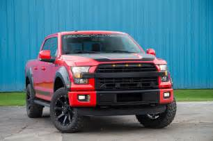 F150 Ford 2016 Roush Ford F 150 Sc Review