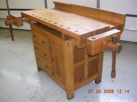 woodwork bench found an old woodworking bench page 2 international