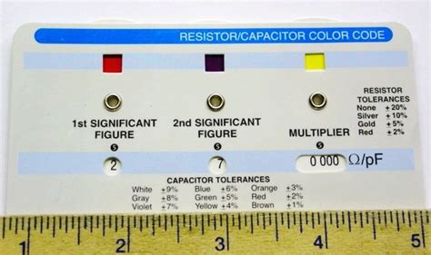 Ripped Code 55071 2000 ohm resistor color code images