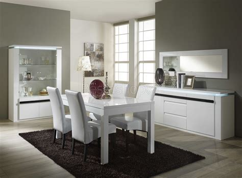 Table Salle A Manger Blanche Pas Cher