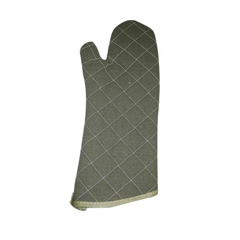 Quilted Oven Mitts by 17 Quilted Retardant Oven Mitt