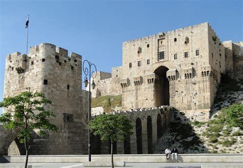 Citadel Search File Aleppo Citadel 04 Jpg