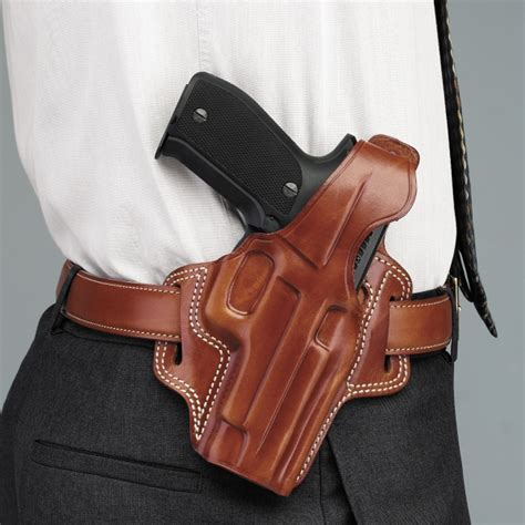 hülster bett fletch high ride belt holster belt holsters galco