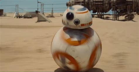 Droid Star Wars Force Awakens | star wars the force awakens trailer 10 things we now