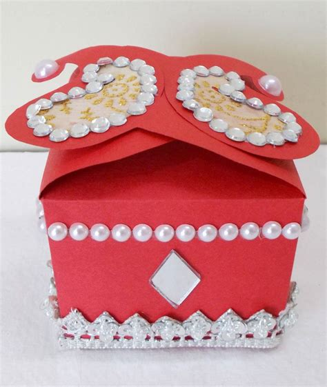 how to make decorative gift boxes at home decorative gift box how to make small handmade gift box