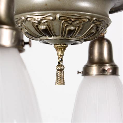 nouveau light fixtures antique nouveau pan light fixture with original glass