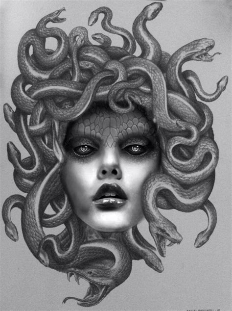 medusa head tattoo medusa mar medusa