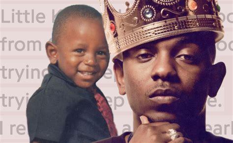 kendrick lamar baby kendrick lamar s life story in lyrics genius