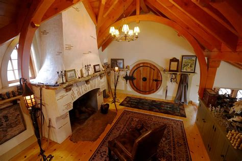 hobbit home interior a home for a hobbit but don t expect to visit rentcafe