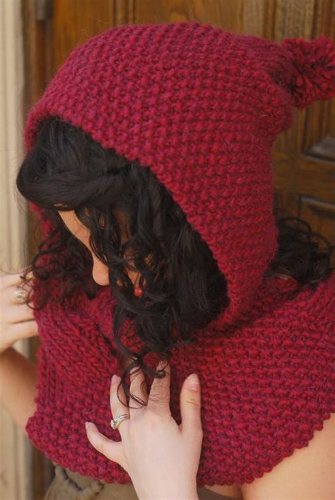 knitting pattern scarf hood find the perfect hooded scarf knitting pattern